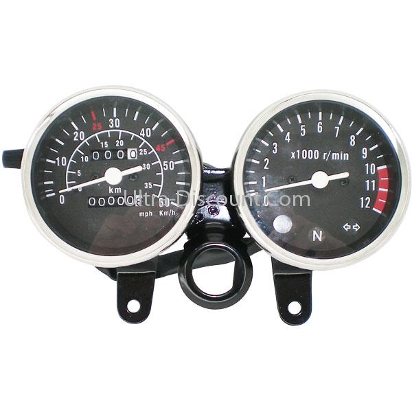 speedometer for pbr 50cc gauges pbr skyteam spare parts ud. Black Bedroom Furniture Sets. Home Design Ideas