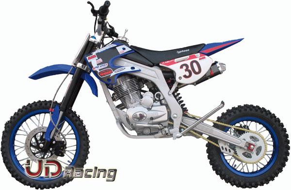 Dirt Bike 200cc Agb30 Type 6 Blue Dirt Bike 200cc Dirt Bike