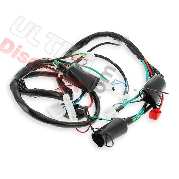 wire harness for baotian scooter bt49qt 9 ignition baotian parts bt49qt 9 ud spareparts