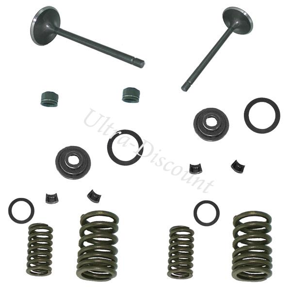 valves assembly for atv bashan quad 200cc bs200s 3 engine bashan parts atv 200cc bs200s 3. Black Bedroom Furniture Sets. Home Design Ideas