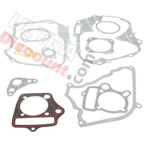 gasket set for dirt bike 110cc 152fmh lifan, dirt bike spare parts