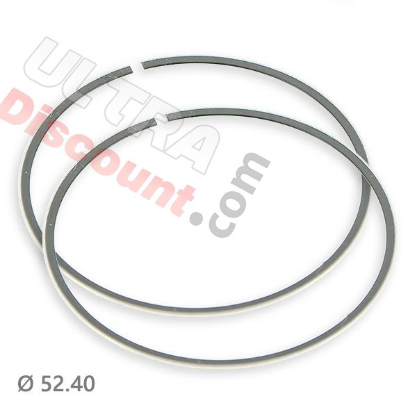 piston rings gy6 125cc 52.40mm, dirt bike spare parts