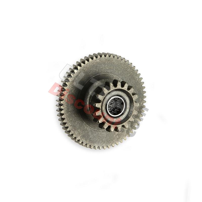 starter reduction gear for dirt bikes 200cc - 250cc (17tooth) (type2), dirt bike spare parts