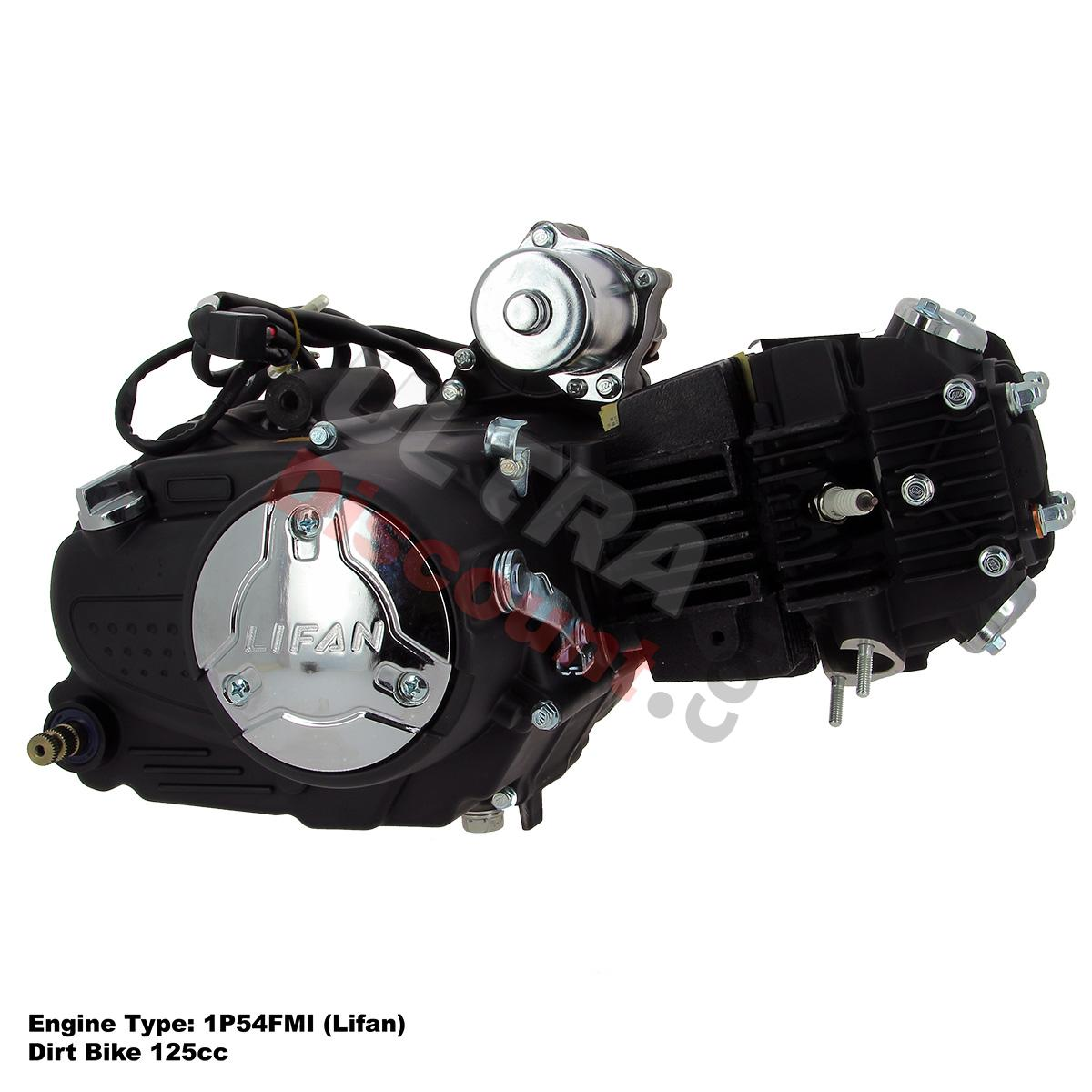 lifan engine 125cc 1p54fmi for dirt bike engine 107cc 110cc 125cc dirt bike dirt bike. Black Bedroom Furniture Sets. Home Design Ideas