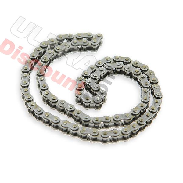 chain of distribution 42 links h25 t-rex skyteam, trex spare parts skyteam
