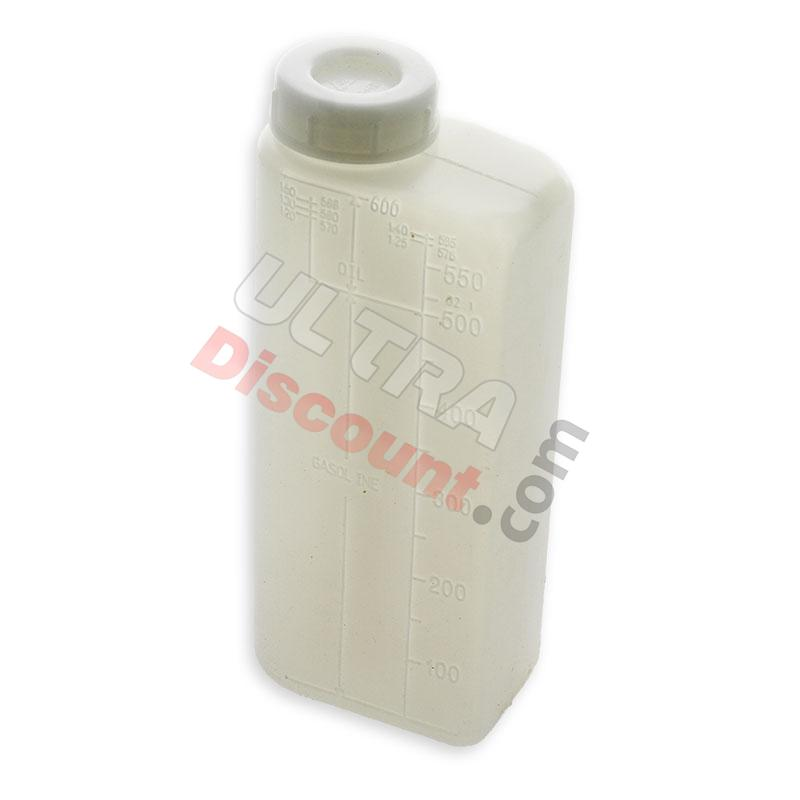 gasoline engine mixing tank 2 stroke 600ml, pocket bike spare parts