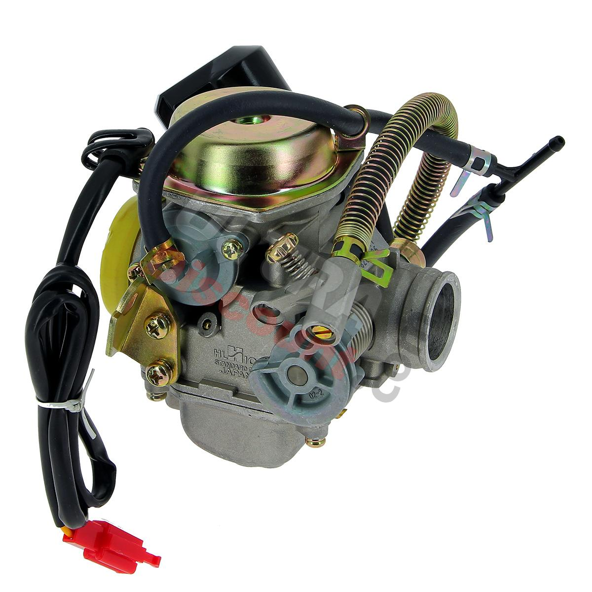carburetor for jonway scooter gt 125 jonway 125cc yy125t jonway scooter parts ud. Black Bedroom Furniture Sets. Home Design Ideas