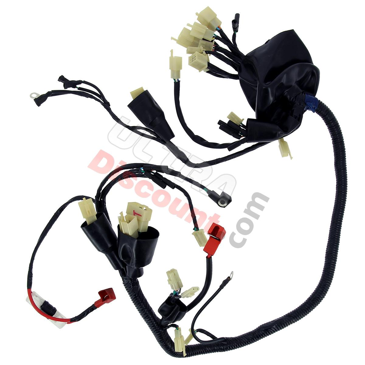 Wire Harness For Atv Shineray Quad 200cc Stiie B Ignition Wiring Parts 200stiie And