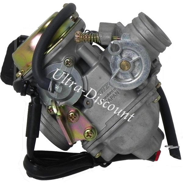 carburetor for atv shineray quad 150cc xy150ste carburetion shineray parts atv xy150ste ud. Black Bedroom Furniture Sets. Home Design Ideas