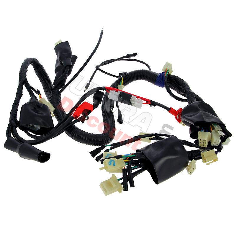 Wire Harness For Atv Shineray Quad 250cc Stxe  Ignition