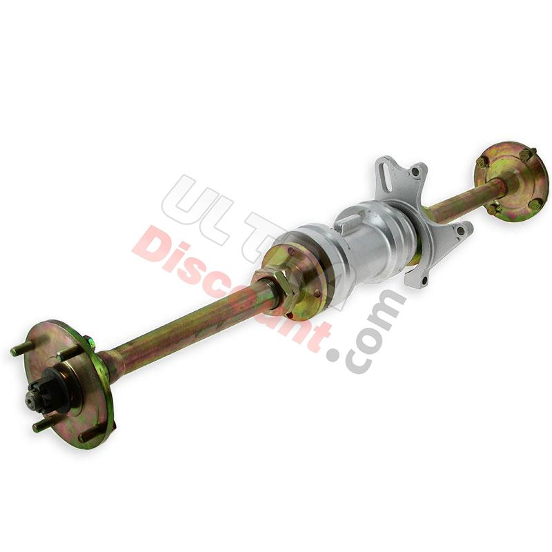rear axle for atv shineray quad 250cc st-5, shineray parts atv 250 st5