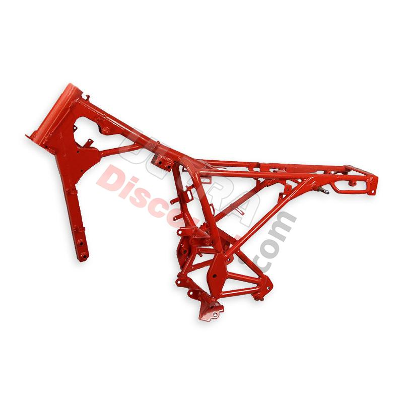 frame red for ace skyteam - new version (starting 01.11.2014), spare parts ace skyteam