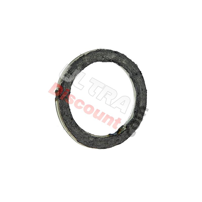 exhaust gasket (o-ring) for ace 125cc (ø:39mm), spare parts ace skyteam