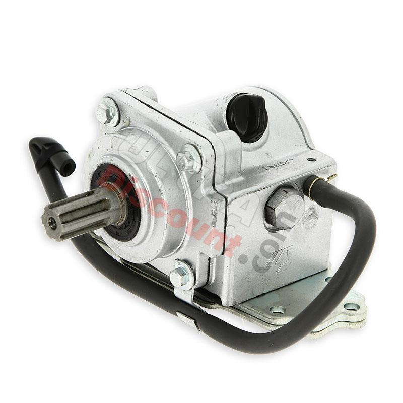 front crankcase assy for atv bashan quad 200cc (bs200s-3a), bashan parts atv 200cc bs200s-3