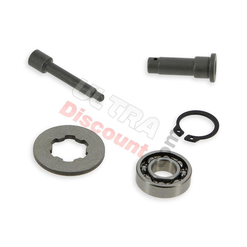clutch maintenance kit atv quad bashan 250cc (bs250s-11b), bashan parts atv 250cc bs250s11