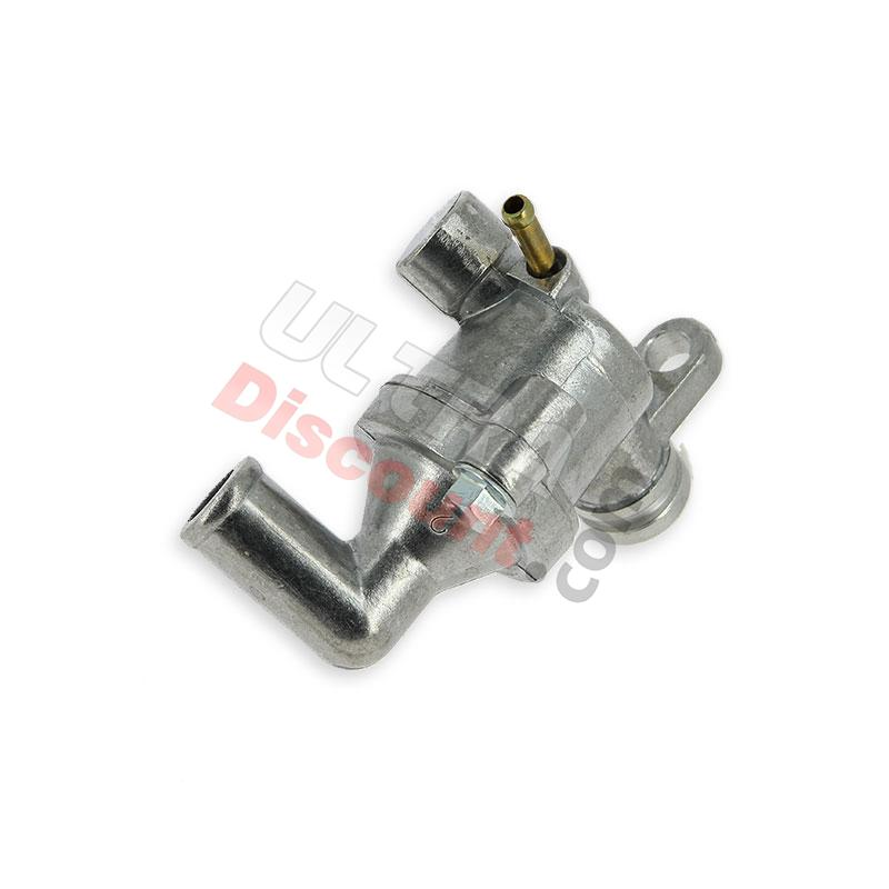 complete thermostat housing for atv bashan bs250s-11b, bashan parts atv 250cc bs250s11