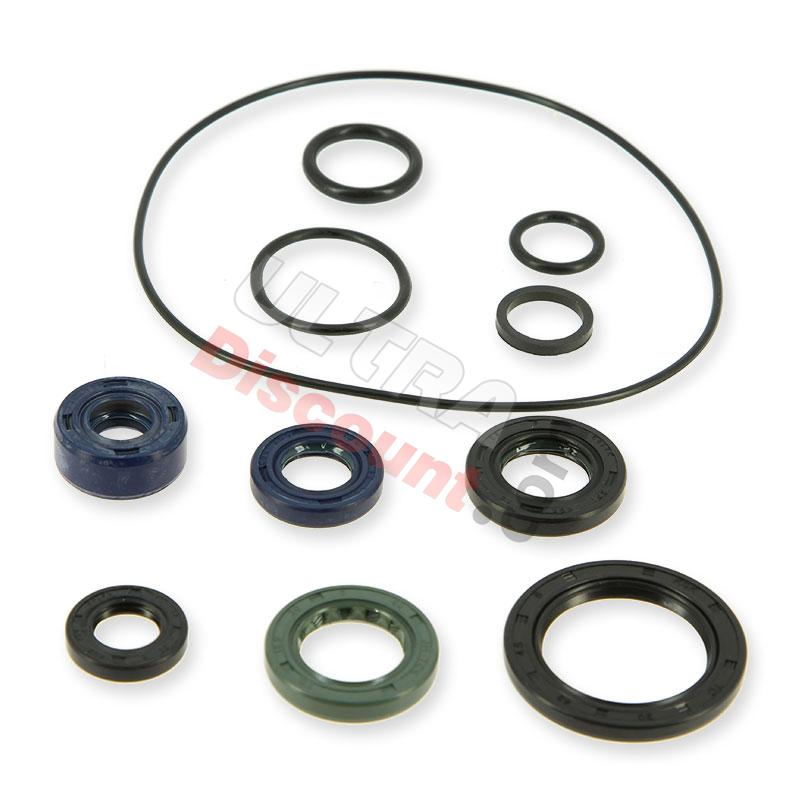 oil gasket set for engines 125cc for dax skyteam euro4, dax skymax parts