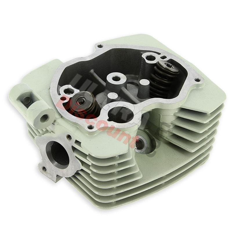 Cylinder head and valves for DIRT BIKE 200cc (Zongshen