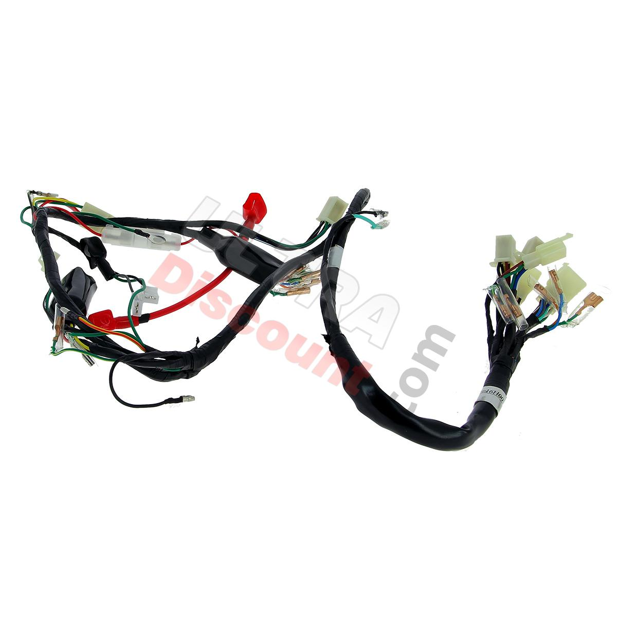 wire harness 36610 16h00 for monkey 50cc 125cc 10 2015 ignition mokey gorilla spare