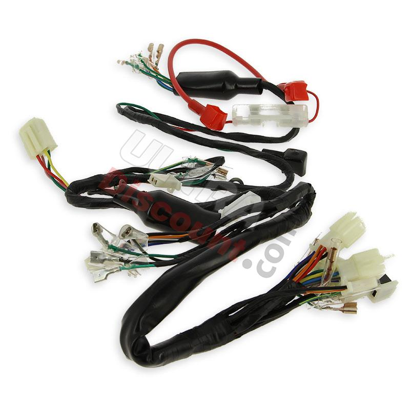 Wire Harness for PBR 50cc - 125cc, Ignition, PBR Skyteam Spare Parts