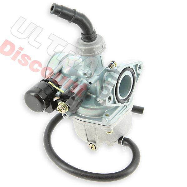 19mm carburetor for pbr 50cc carburetion pbr skyteam spare parts ud. Black Bedroom Furniture Sets. Home Design Ideas