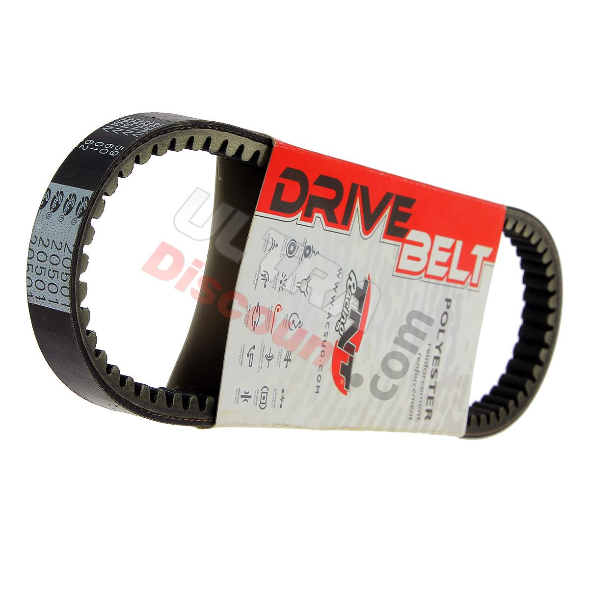 Drive Belt For Scooter 50cc  Tnt Racing