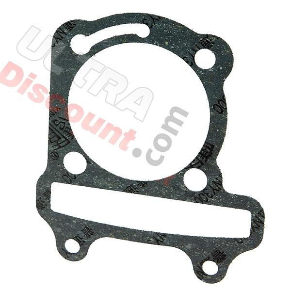 cylinder base gasket for chinese jonway 125cc (yy125t), jonway scooter parts