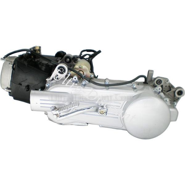 Complete Engine for Scooter 125cc - Long version, Engine, Scooter