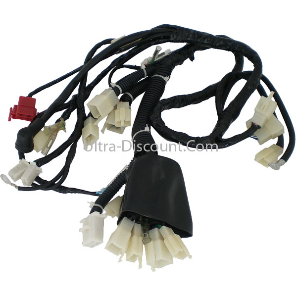 wire harness for atv bashan quad cc bss ignition wire harness for atv bashan quad 250cc bs250s 11 bashan parts atv
