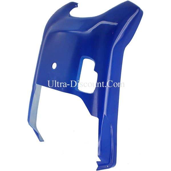 under fairing for jonway scooter yy50qt-28b - blue, jonway scooter parts