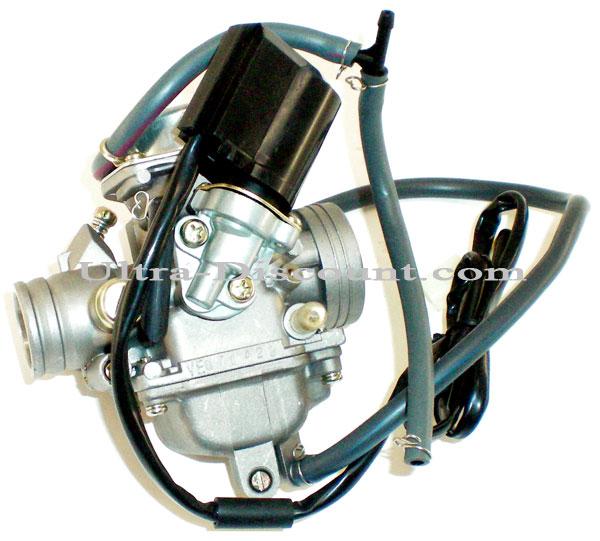 18mm carburetor for baotian scooter bt49qt 12 carburetion baotian parts bt49qt 12 ud. Black Bedroom Furniture Sets. Home Design Ideas