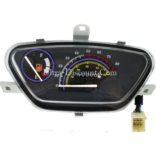 speedometer for baotian scooter bt49qt 9 switch assy. Black Bedroom Furniture Sets. Home Design Ideas