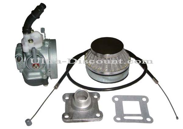ud carburetor 15 kit for pocket bike pocket bike spare parts carburetion. Black Bedroom Furniture Sets. Home Design Ideas