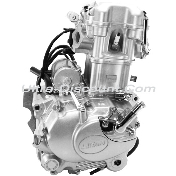Engine Lifan 200cc 163FML for approved ATV QUAD, Engine