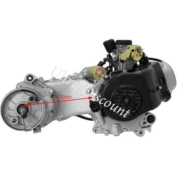 complete engine for baotian scooter bt49qt 9 brake disk 10 inches rim engine baotian parts. Black Bedroom Furniture Sets. Home Design Ideas