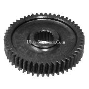 Output Transmission Gear for Baotian Scooter BT49QT-12 - 51 Tooth