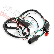 Wire Harness for Baotian Scooter BT49QT-9