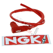 NKG Ignition Cable for ATV Bashan Quad 200cc (BS200S-3)