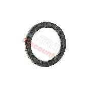 Graphite Exhaust Gasket (O-Ring) for ATV Bashan Quad 200cc (BS200S-7)