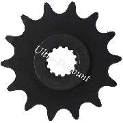 13 Tooth Front Sprocket for ATV Bashan Quad 300 BS300S-18