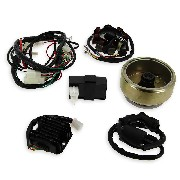 Complete Ignition Kit for Dirt Bike 200cc