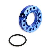 Carburetor Spinner Plate for Dirt Bike 125cc ~ 160cc (Blue, 26mm)