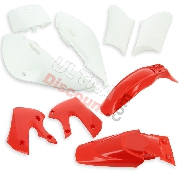 Fairing for Dirt Bike 125cc ~ 250cc - Red