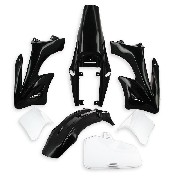 Fairing for Dirt Bike AGB27 BLACK