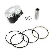 Piston Kit with Molybdenum Coating for Dirt Bike 250cc (type 2)