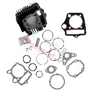 Cast iron cylinder Kit for ATV 110cc 1P52FMH