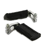 Stock Foot Pegs for Pocket Bike