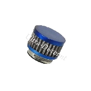 UD Racing Air Filter for Pocket Bike (blue)