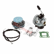 Carburetor 15 Kit for Pocket Bike