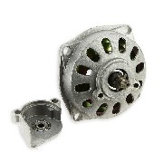 Clutch Bell + 6 Tooth Sprocket TF8 typ2